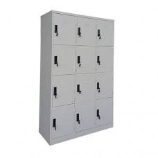 12 Doors Steel Locker