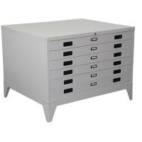 Horizontal Plan File Cabinet