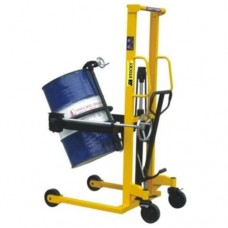 Manual Drum Dumper
