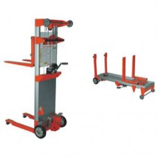 Hydraulic & Manual Stacker