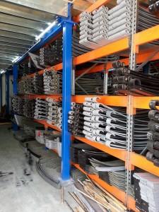 Heavy Duty Shelving Rack with Top Flooring