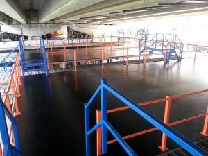 Structural Steel Platform